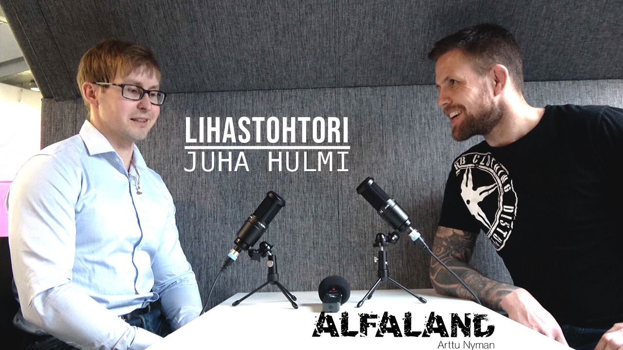 LIHASTOHTORI | ALFALAND #56