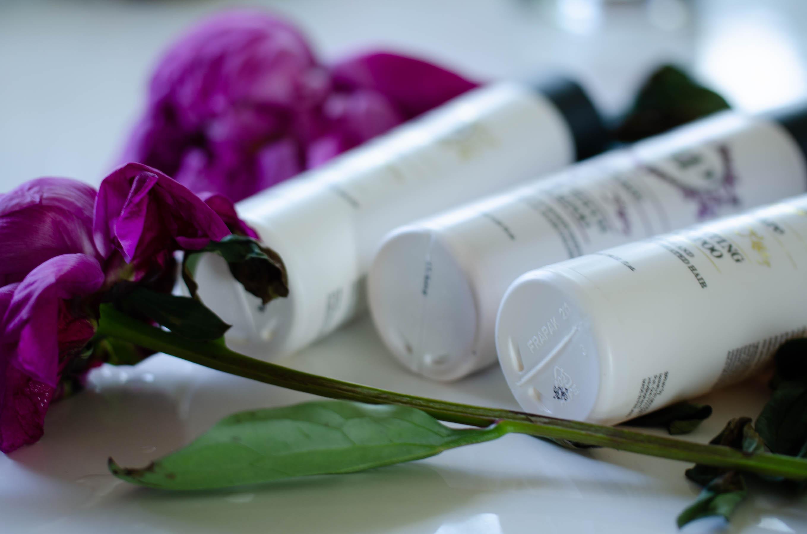 BPhair-tuotteilla pehmeät hiukset